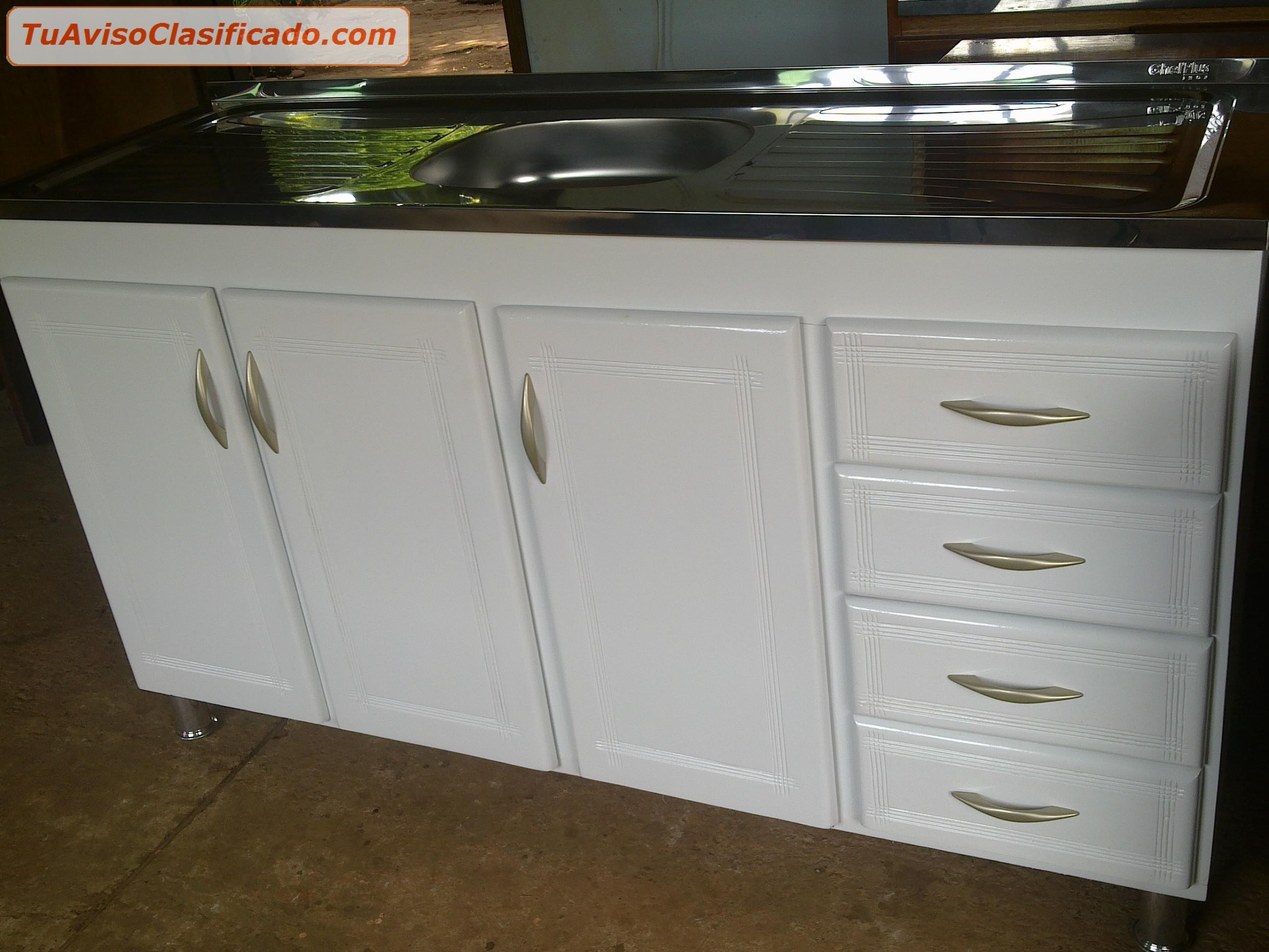Cocina fabricacion e instalacion completa mobiliario for Ver muebles para cocina