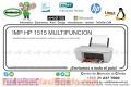 IMP HP 1515 MULTIFUNCION