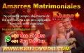 AMARRES, ETERNO Y MATRIMONIAL