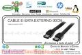 CABLE E-SATA EXTERNO 90CM