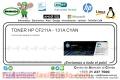 TONER HP CF211A - 131A CYAN
