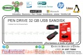 PEN DRIVE 32 GB USB SANKDISK