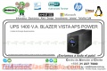 UPS 1400 V.A. BLAZER VISTA APS POWER