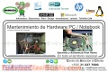 MANTENIMIENTO DE HARDWARE PC / NOTEBOOK