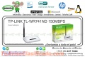 WIRELESS ROUTER TL-WR741ND 150MBPS