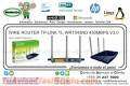 WIRE ROUTER TP-LINK TL-WR1043ND 450MBPS V3.0