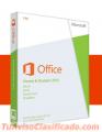 LICENCIAS LEGALES MICROSOFT OEM OFFICE HOME&STUDENT 2013 32/64 BITS