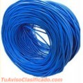 CABLE UTP CAT 6 AMP-TYCO