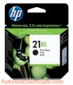 TINTA HP C9351CL A (21XL) NEGRO 3920/3920/141