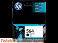 TINTA HP CB316WL 564 NEGRO