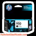 TINTA HP CN049AL 950 NEGRO/8600W