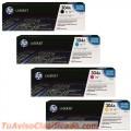 TONER HP CC532A (304A) AMARILLO