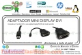 ADAPTADOR MINI DISPLAY-DVI