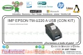 IMP EPSON TM-U220 A USB (CON KIT)