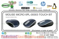 MOUSE MICRO 6PL-00003 TOUCH BT