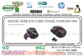 MOUSE VERB 97473 MINI TRAVEL PURPURA WIR