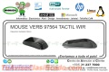 MOUSE VERB 97564 TACTIL WIR