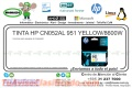 TINTA HP CN052AL 951 YELLOW/8600W
