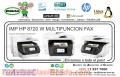 IMP HP 8720 W MULTIFUCION FAX