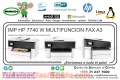 IMP HP 7740 W MULTIFUNCION FAX A3